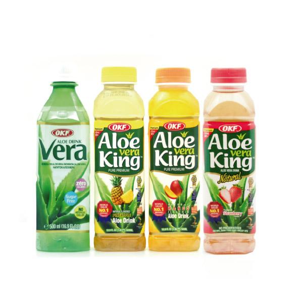 Aloe Vera Okf Variedad