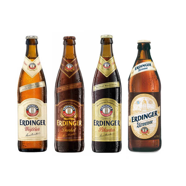 Cerveza Erdinger Variedad