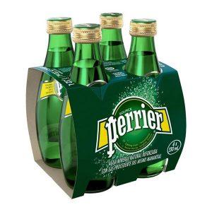 Agua Perrier 4 Pack