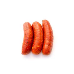 Chorizo español pqt 6 und.