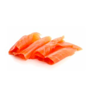 Salmon ahumado 4 oz