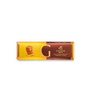 Chocolate Godiva Bar Milk Chocolate W/Caramel 1.4 Oz