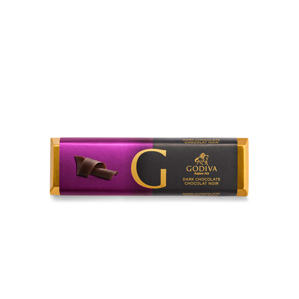 Chocolate Godiva Dark Choc Bar 1.5 Oz