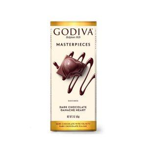Chocolate Godiva Master Dark Chocolate 3 Oz