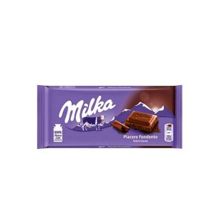 Chocolate Milka Dark Chocolate Bar 3.5 Oz