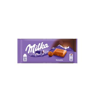 Chocolate Milka Noisette Bar 3.5 Oz