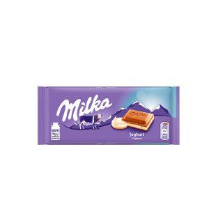 Chocolate Milka With Yoghurt 3.52 Oz