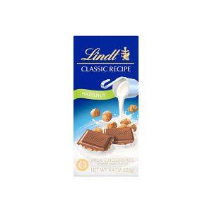 Chocolate Lindt Hazelnut Classic 4.4 Oz